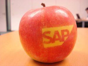 SAP y apple
