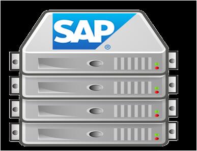 Servidores dedicados para SAP