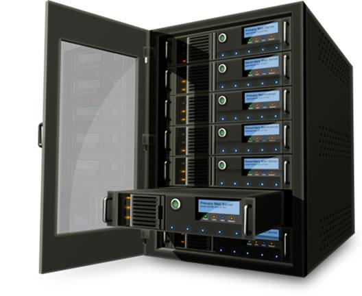servidores para SAP