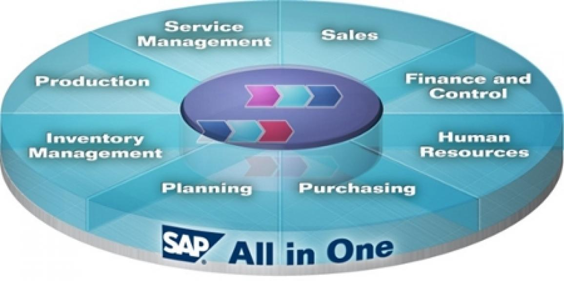 SAP Business All-in-One Lleva su empresa a nuevos niveles