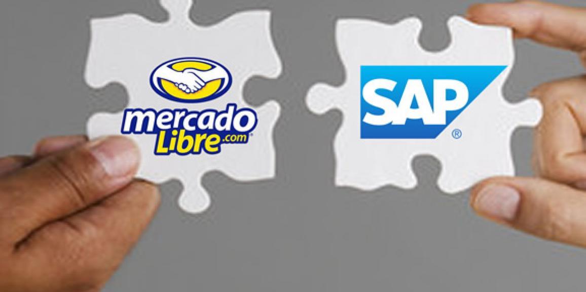 SAP Se asocia con Mercado Libre