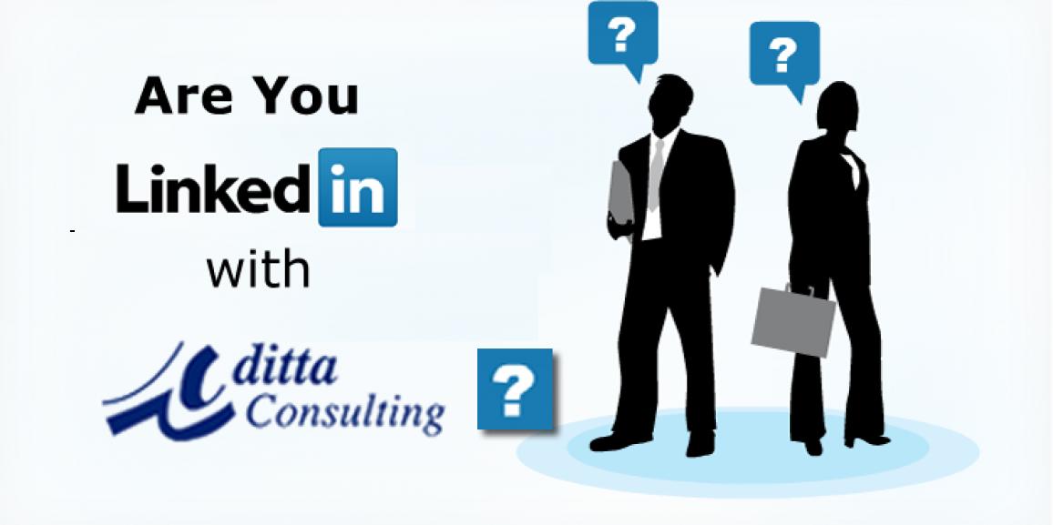 Lista la nueva Página de ditta Consulting en Linkedin